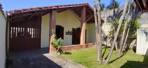 Casa, código 5513 em Itanhaém, bairro Cibratel II