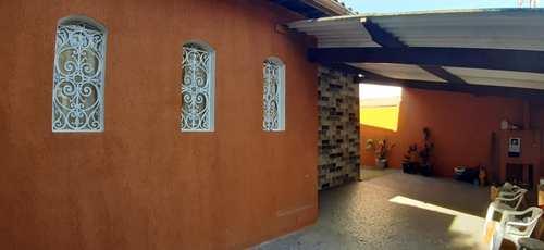 Casa, código 5517 em Itanhaém, bairro Cibratel I