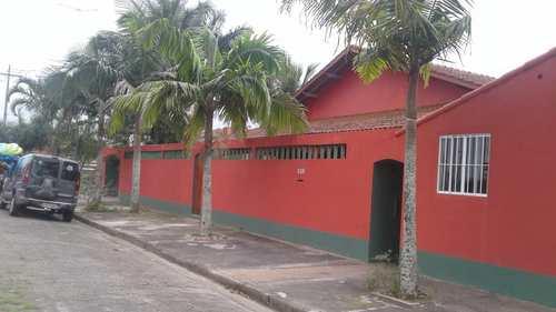 Casa, código 5521 em Itanhaém, bairro Jardim Ibera