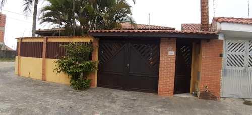 Casa, código 5525 em Itanhaém, bairro Gaivotas