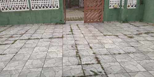 Casa, código 5527 em Itanhaém, bairro Balneário Paranapuan