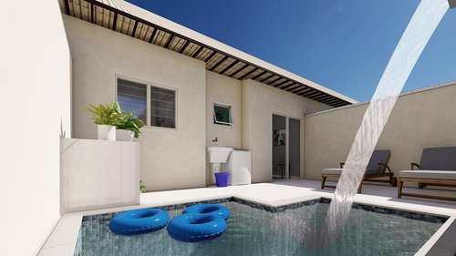 Casa de Condomínio, código 5528 em Itanhaém, bairro Cibratel II