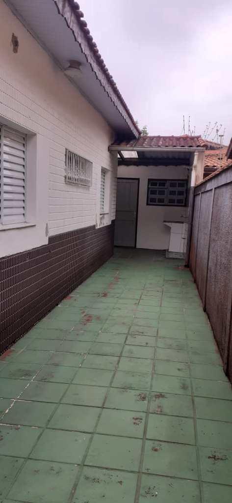 Sobrado em Itanhaém, no bairro Jardim Mosteiro