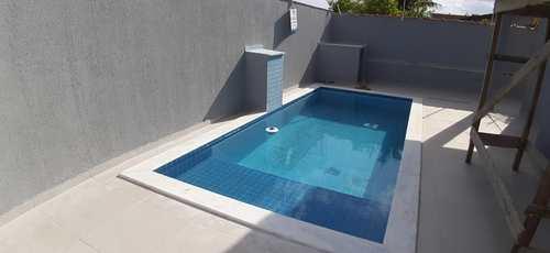 Casa, código 5539 em Itanhaém, bairro Cibratel II