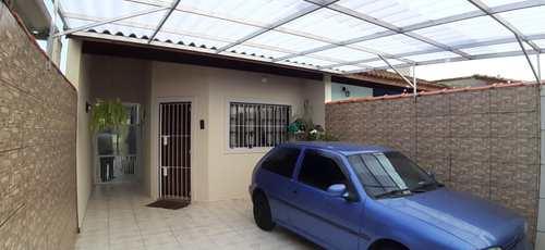 Casa, código 5541 em Itanhaém, bairro Chácara das Tamaras