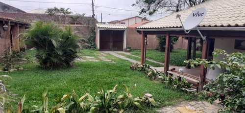 Casa, código 5543 em Itanhaém, bairro Suarão