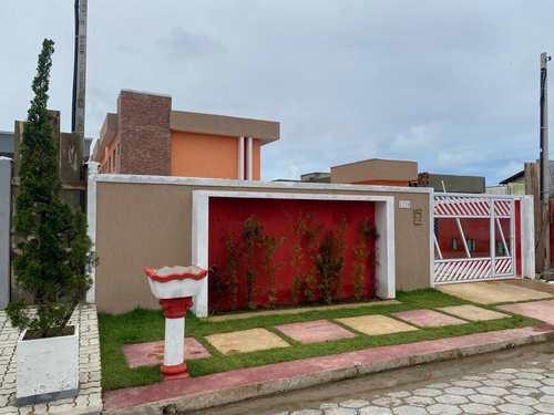 Casa de Condomínio, código 5544 em Itanhaém, bairro Cibratel II