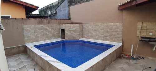 Casa, código 5548 em Itanhaém, bairro Jardim Grandesp