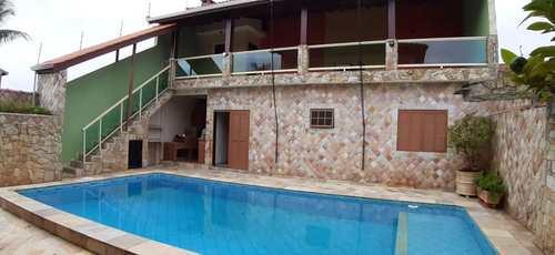 Casa, código 5549 em Itanhaém, bairro Cibratel II