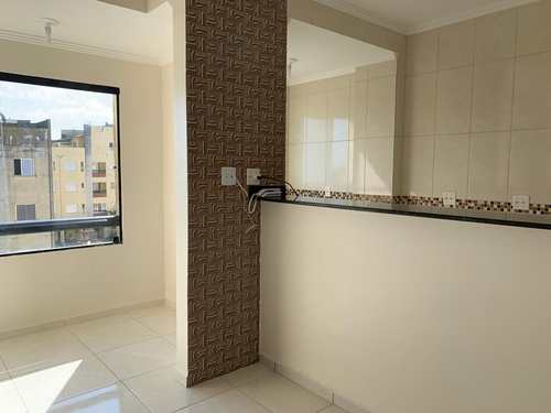 Apartamento, código 5554 em Itanhaém, bairro Cibratel II