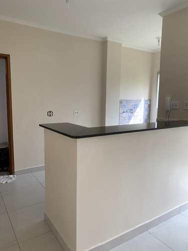 Apartamento, código 5555 em Itanhaém, bairro Cibratel II