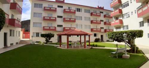 Apartamento, código 5567 em Itanhaém, bairro Centro