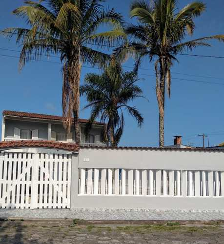 Sobrado, código 5570 em Itanhaém, bairro Jardim Marilu