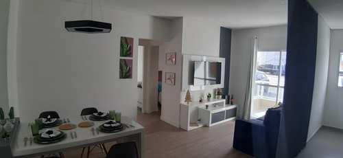Apartamento, código 5573 em Itanhaém, bairro Jardim Suarão