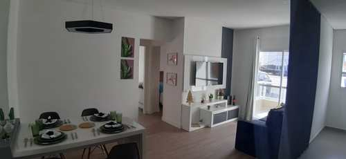 Apartamento, código 5574 em Itanhaém, bairro Jardim Suarão