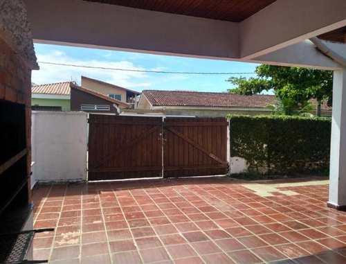 Casa, código 5578 em Itanhaém, bairro Cibratel I