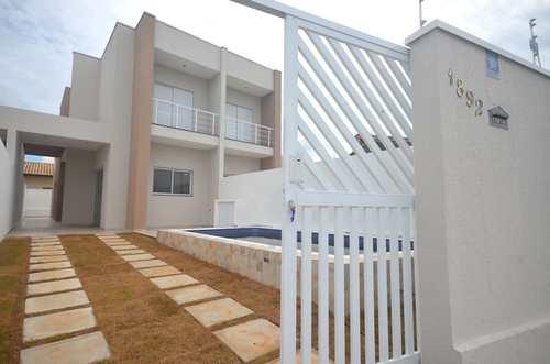 Sobrado, código 5592 em Itanhaém, bairro Balneário Tupy