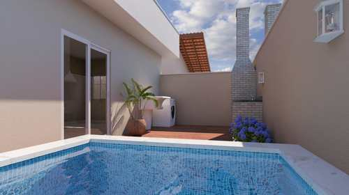 Casa de Condomínio, código 5594 em Itanhaém, bairro Jardim Umuarama