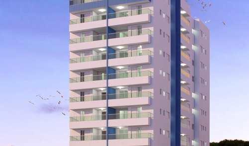 Apartamento, código 5599 em Itanhaém, bairro Centro