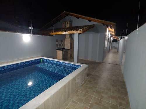 Casa, código 5602 em Itanhaém, bairro Jardim Grandesp