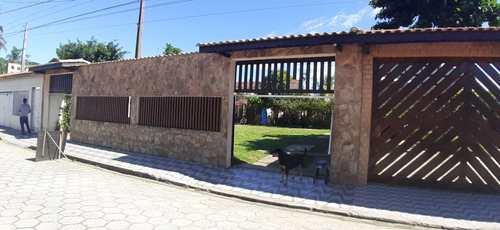 Casa, código 5607 em Itanhaém, bairro Prainha