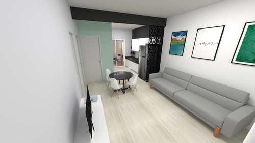 Casa de Condomínio, código 5608 em Itanhaém, bairro Cibratel II