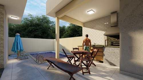 Casa, código 5631 em Itanhaém, bairro Verde Mar