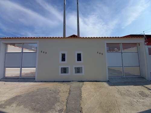 Casa, código 5636 em Itanhaém, bairro Jardim Magalhães