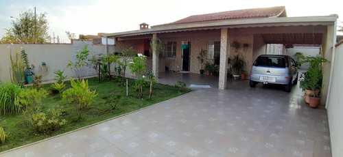 Casa, código 5637 em Itanhaém, bairro Jardim Palmeiras