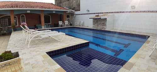 Casa, código 5638 em Itanhaém, bairro Gaivotas