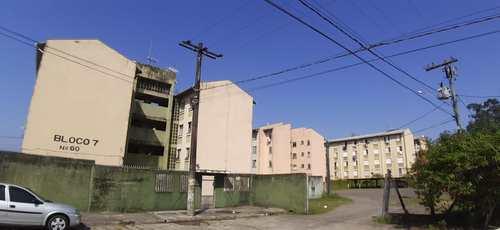 Apartamento, código 5646 em Itanhaém, bairro Guapiranga