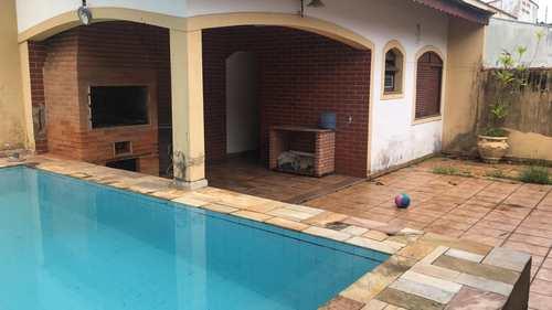 Casa, código 5651 em Itanhaém, bairro Cibratel II