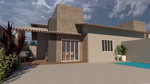 Casa, código 5653 em Itanhaém, bairro Jardim S Fernando