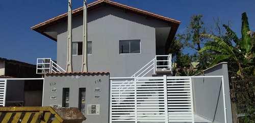 Casa, código 5654 em Itanhaém, bairro Jardim Umuarama