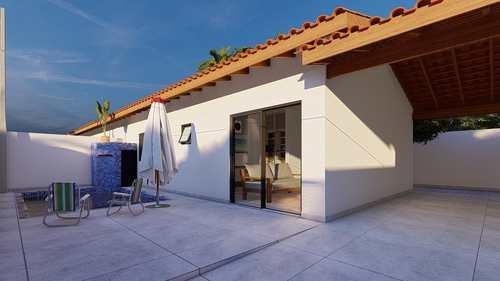 Casa, código 5661 em Itanhaém, bairro Jardim Grandesp