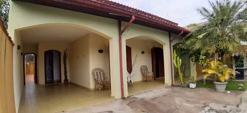 Casa, código 5669 em Itanhaém, bairro Cibratel I