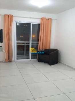 Apartamento, código 512332000 em Praia Grande, bairro Ocian