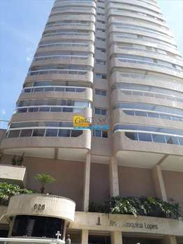 Apartamento, código 512278400 em Praia Grande, bairro Aviação