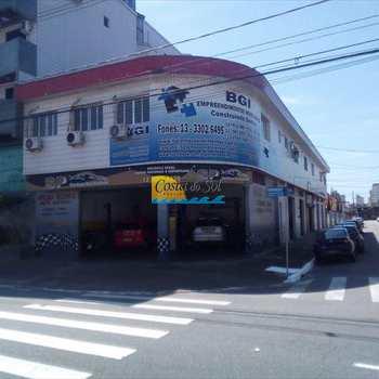 Sala Comercial em Praia Grande, bairro Guilhermina