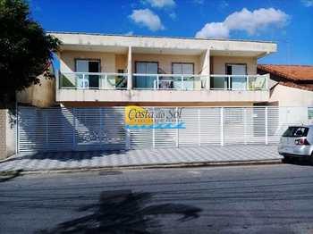 Sobrado de Condomínio, código 512223900 em Praia Grande, bairro Mirim