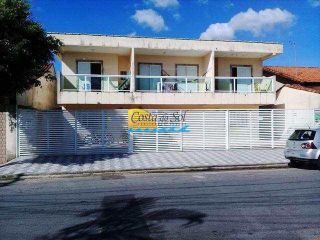 Sobrado de Condomínio em Praia Grande, no bairro Mirim