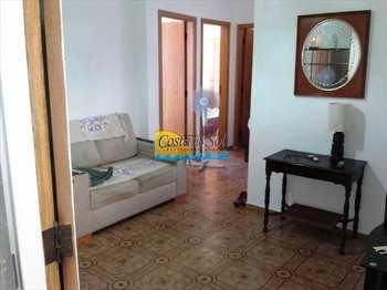 Apartamento, código 512212000 em Praia Grande, bairro Guilhermina