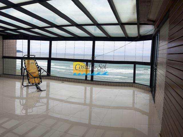 Cobertura em Praia Grande, no bairro Aviação