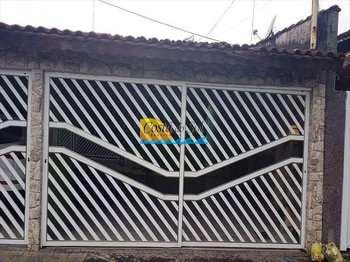 Casa, código 152176300 em Praia Grande, bairro Maracanã