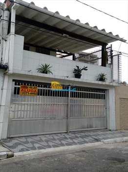 Casa, código 152137900 em Praia Grande, bairro Mirim