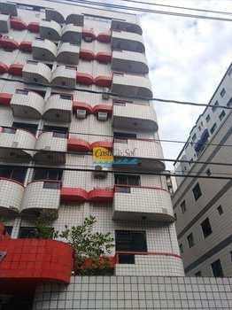 Apartamento, código 152135400 em Praia Grande, bairro Guilhermina