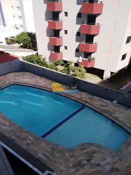 Apartamento, código 152108600 em Praia Grande, bairro Guilhermina