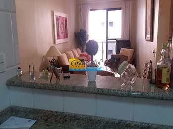 Apartamento, código 152077000 em Praia Grande, bairro Guilhermina