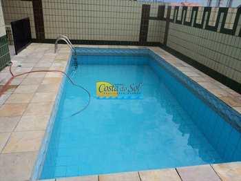 Apartamento, código 151934200 em Praia Grande, bairro Ocian