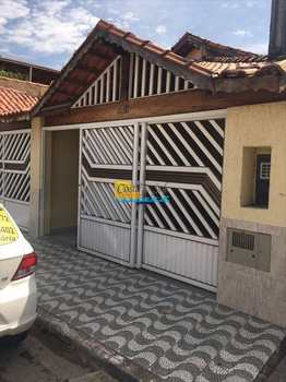 Casa, código 151925600 em Praia Grande, bairro Aviação
